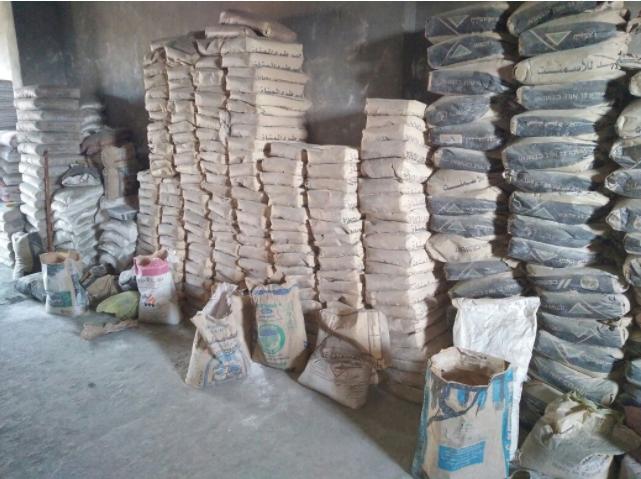 مشروع تجارة الاسمنت ومواد البناء في السعودية