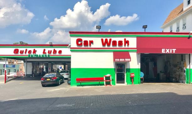 مشروع محل تغيير زيوت وغسيل سيارات