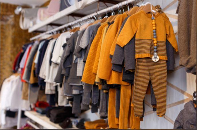 دراسة جدوي مشروع محل ملابس اطفال